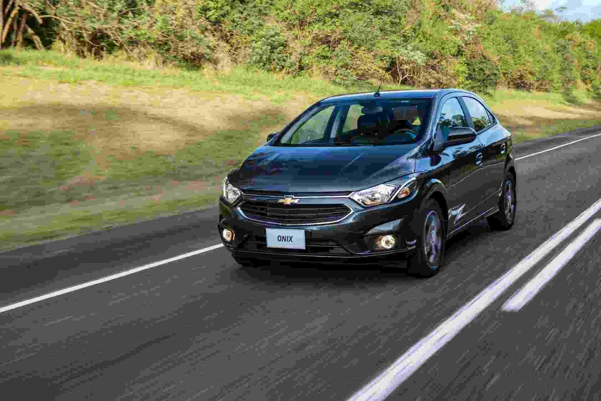 Chevrolet Onix 2016 - Divulgação