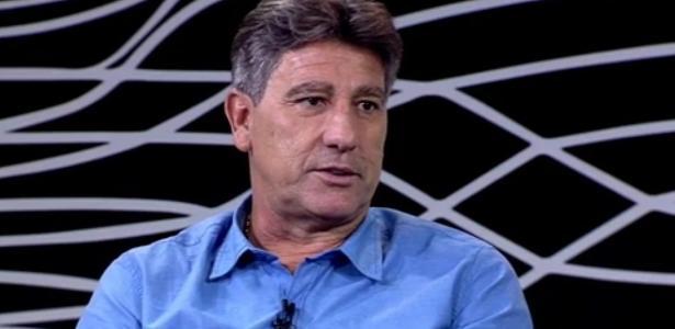 Renato Gaúcho provoca Cristiano Ronaldo em programa da ESPN ... 7d6c74cfb0bc6