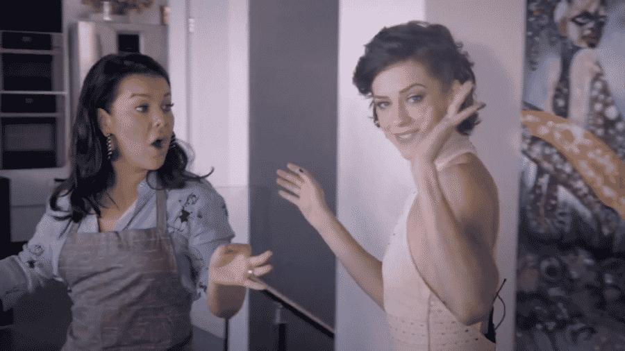 """Sophia Abrahao relembrou a temporada que morou na China no """"Vai Fernandinha"""" - Reprodução/Multishow"""