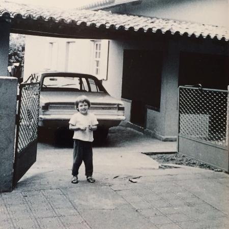 Celso Portiolli compartilha foto de infância no Instagram - Reprodução/Instagram/celsoportiolli