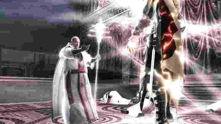 """Cena do jogo """"Assassins Creed"""" - Divulgação - Divulgação"""