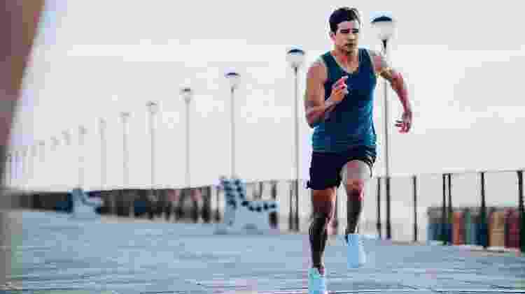 Como os treinos de velocidade exigem muito dos músculos e articulações, o recomendado é fazê-los somente uma ou duas vezes por semana - Getty Images