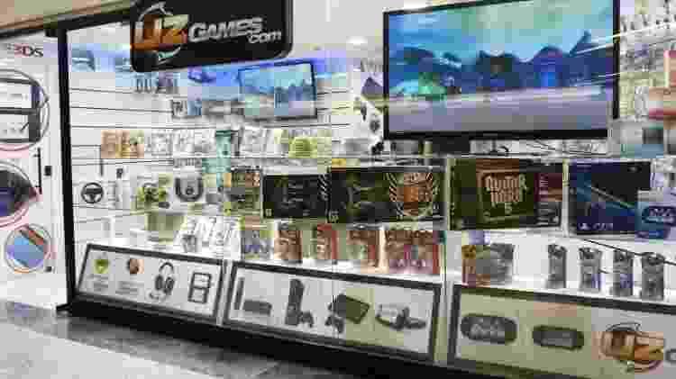 UZ Games - Reprodução - Reprodução