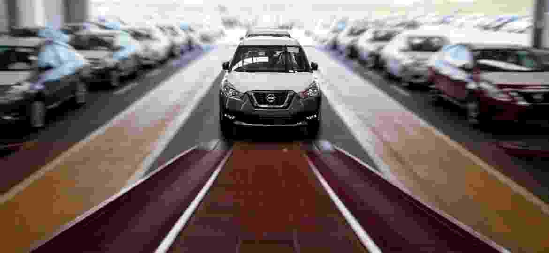 Próxima geração de Nissan Kicks (foto) e Renault Captur devem compartilhar a mesma base, como fazem Volkswagen Golf e Audi A3 - Divulgação