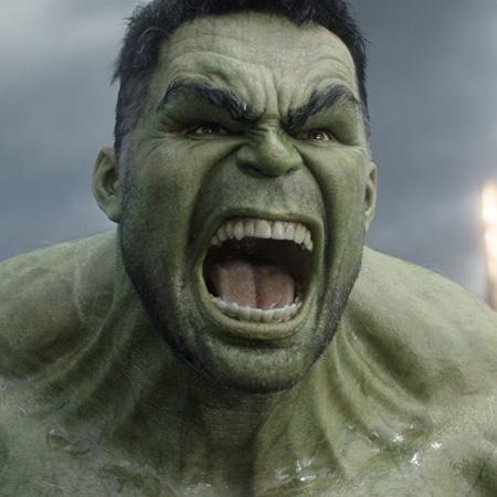 Mark Ruffalo como Hulk - Reprodução