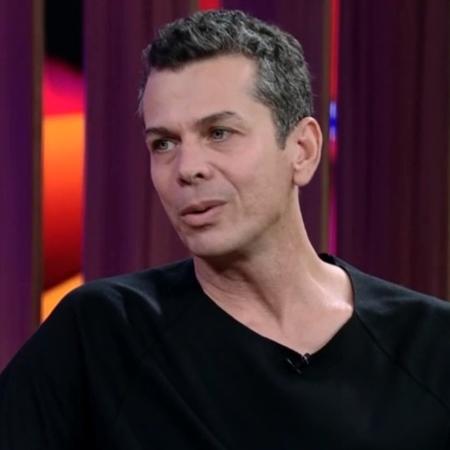 """Wagner Schwartz durante o programa """"Conversa com Bial"""" - Reprodução/Globo"""