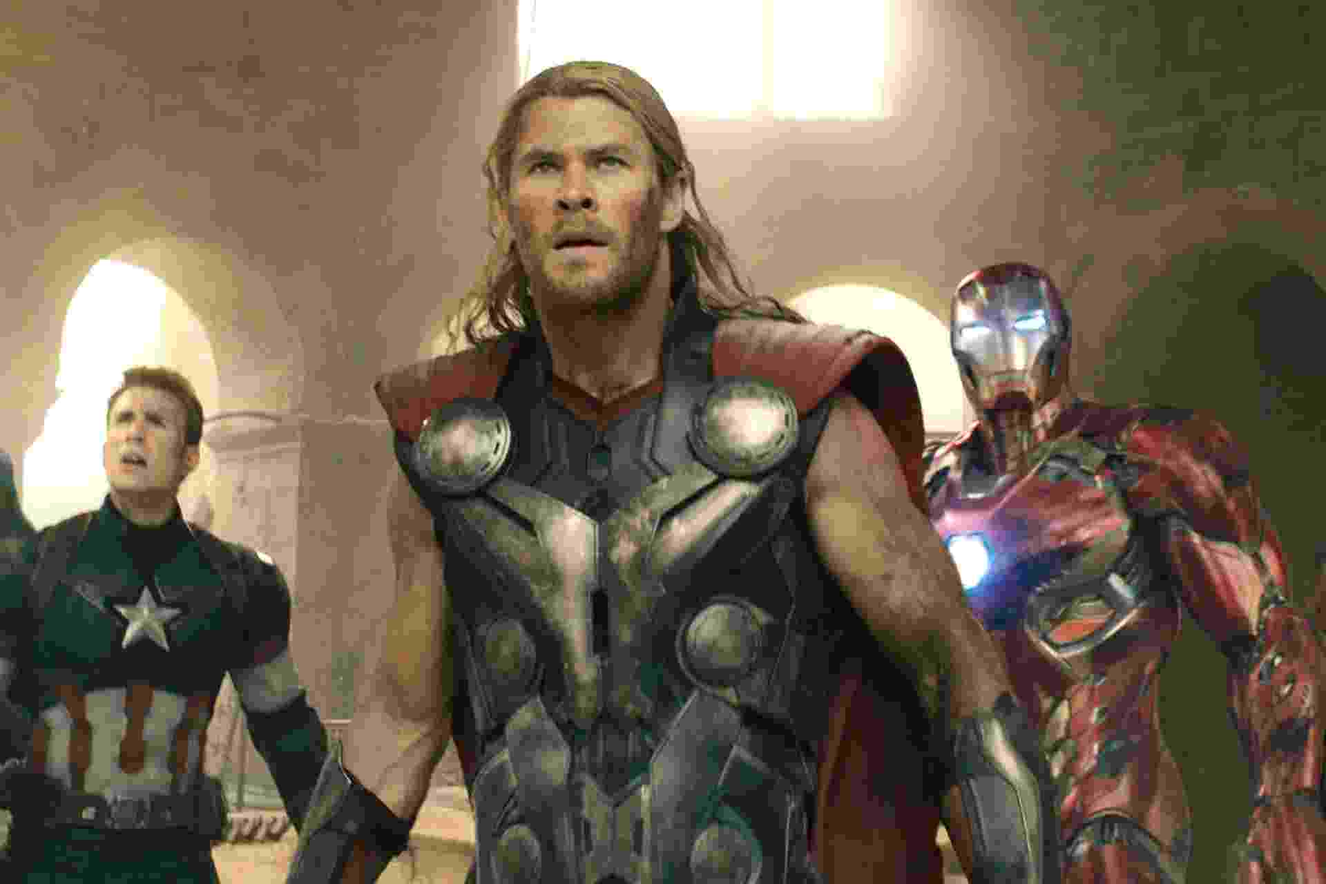 Vingadores: Era de Ultron - Divulgação