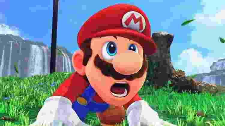 Super Mario Odyssey - Reprodução - Reprodução