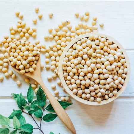A proteína texturizada da soja é rica em fibras e pobre em gorduras  - iStock