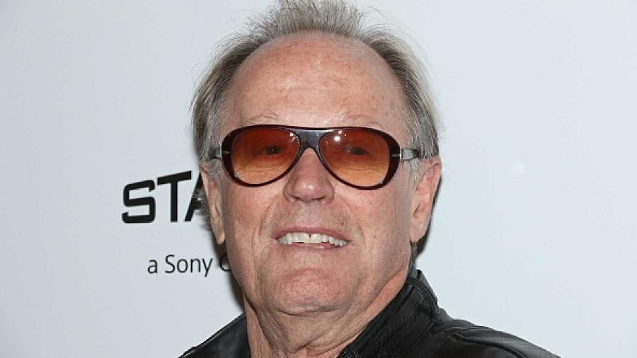 O ator americano Peter Fonda - Jim Spellman/Getty Images