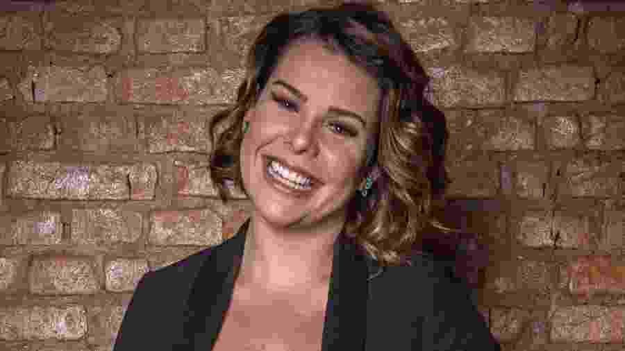 A atriz e apresentadora Fernanda Souza - Divulgação/TV Globo/Fabio Rocha