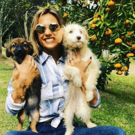 Luisa Mell - Reprodução/Instagram/luisamell