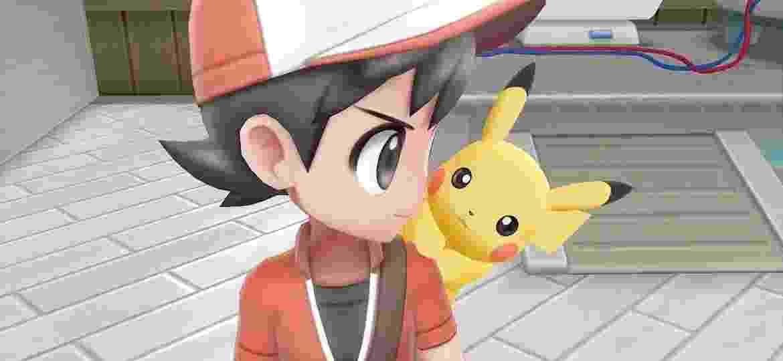 """Pokémon Let""""s Go - Reprodução"""