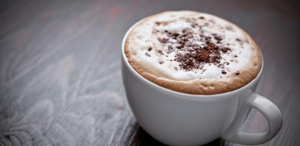 Receita de cappuccino termogênico