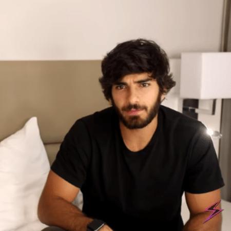 Hugo Moura é entrevistado por Matheus Mazzafera - Reprodução/Instagram