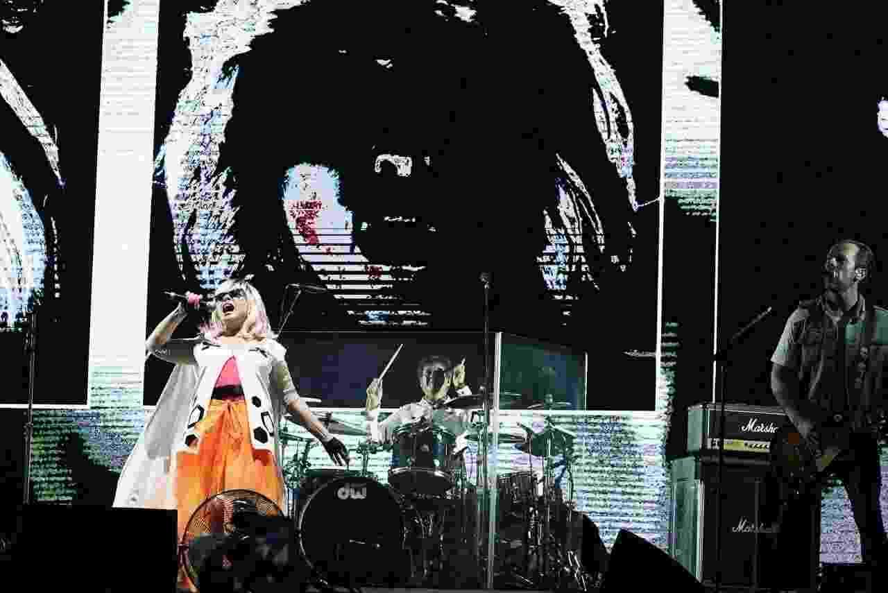 Popload Festival agita o feriado em São Paulo com show do Blondie - Felipe Gabriel/UOL
