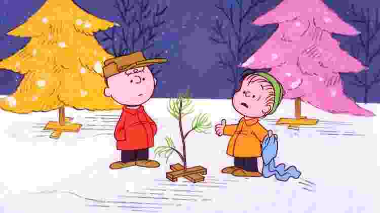 "Cena de ""A Charlie Brown Christmas"" - ABC Photo Archives/ABC/Getty Images - ABC Photo Archives/ABC/Getty Images"