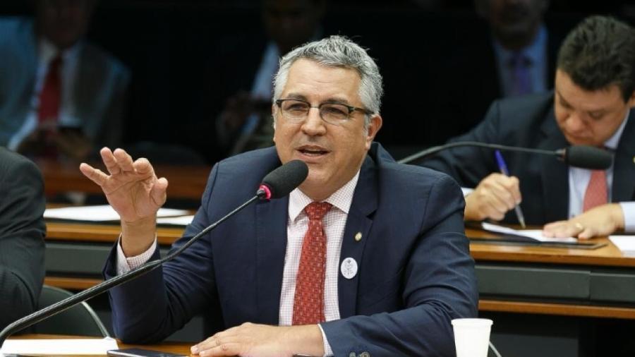 Deputado federal Alexandre Padilha disse que conversou com Gleisi Hoffmann, presidente nacional do partido, sobre o recurso - Arquivo Pessoal