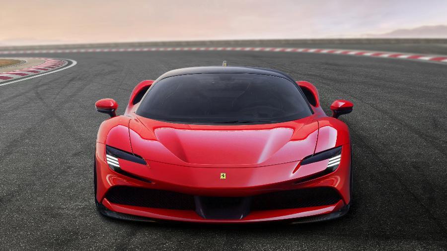 Fotos De Carros >> Ferrari Anuncia Lancamento De Dois Carros Novos Para Setembro 05