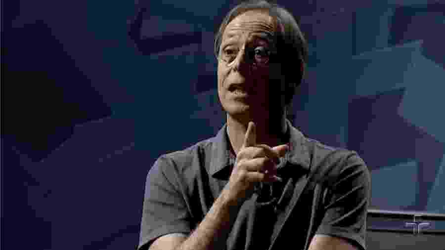 Pedro Cardoso no programa Provocações - Reprodução