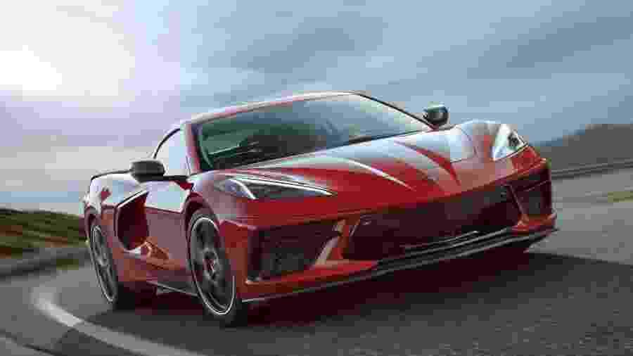 Chevrolet Corvette Stingray 2020 - Divulgação