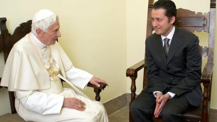 Mordomo do papa Bento 16 foi preso por vazar documentos sigilosos - Getty Images