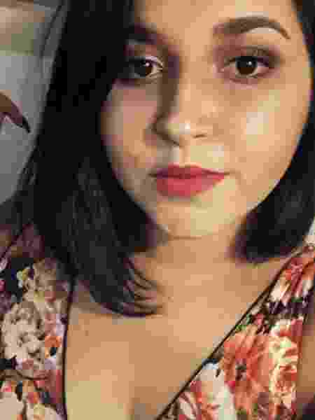 Ana Beatriz - Arquivo pessoal - Arquivo pessoal