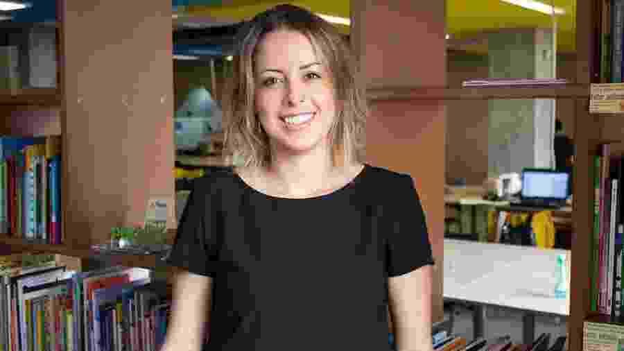 Mariana Resegue atua no setor social há mais de dez anos - Arquivo Pessoal
