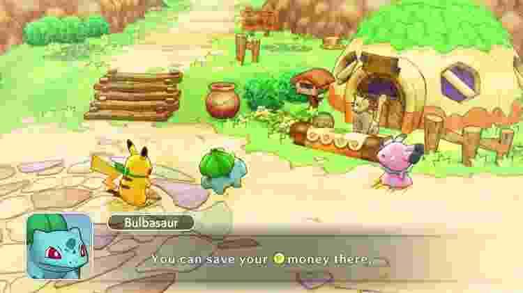 Pokémon Mistery 3 - Reprodução - Reprodução