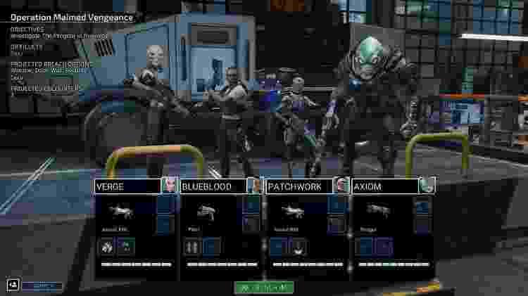 XCOM Chimera Squad personagens - Divulgação/2K Games - Divulgação/2K Games