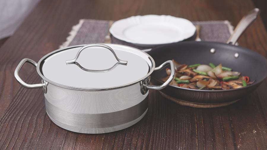 Cada revestimento de panela tem especificidades que podem ajudar muito na cozinha - Divulgação