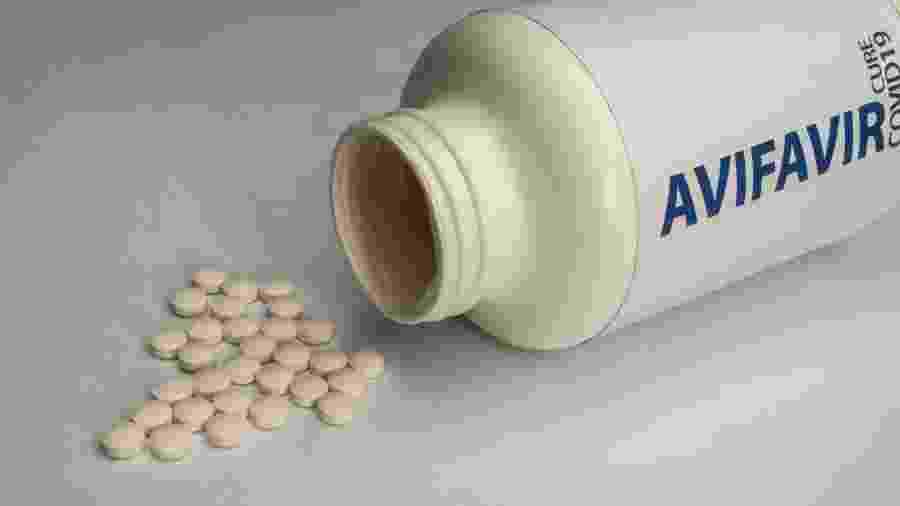"""Avifavir foi aprovado pelo Ministério da Saúde da Rússia como o """"primeiro medicamento para o tratamento da covid-19"""". No entanto, especialistas dizem que não há evidências conclusivas sobre sua eficácia - iStock"""