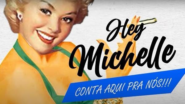 Imagem do clipe de 'Micheque', do Detonautas