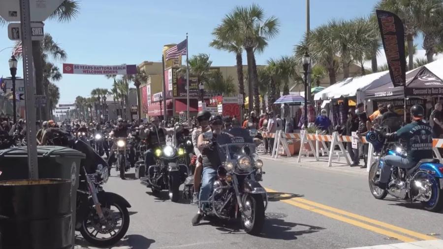 Daytona Bike Week - Reprodução