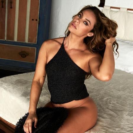 A atriz Paolla Oliveira - Reprodução/Instagram