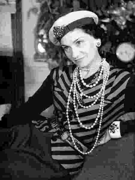 Coco Chanel - Getty Images - Getty Images