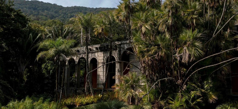 Sítio Burle Marx, no Rio de Janeiro, foi declarado Patrimônio da Humanidade pela Unesco, braço da ONU para educação e cultura - Getty Images