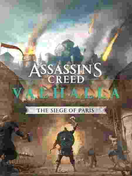 Assassin's Creed Valhalla O Cerco de Paris - Divulgação/Ubisoft - Divulgação/Ubisoft