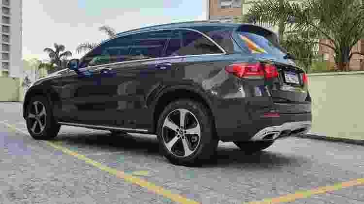 Mercedes-Benz GLC 220 d - Rafaela Borges/UOL - Rafaela Borges/UOL