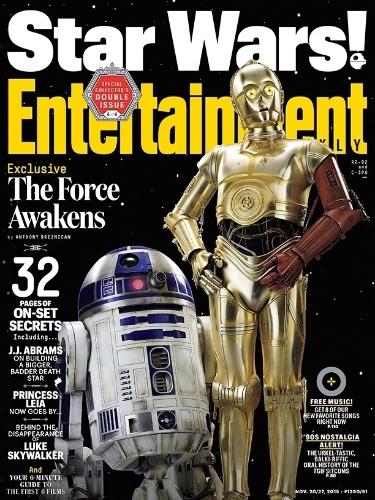 11.nov.2015 - A carismática dupla de robôs R2-D2 e C-3PO