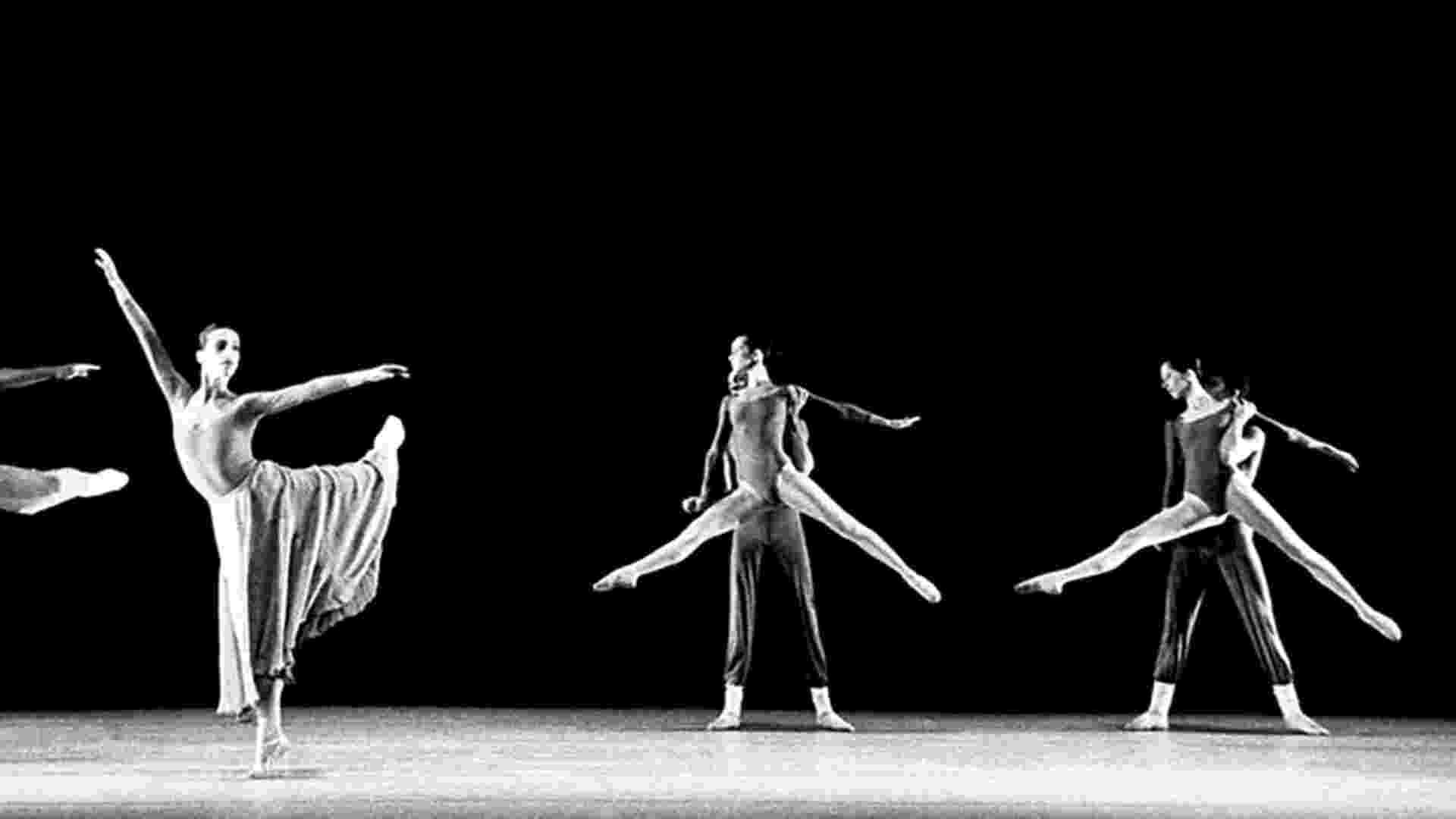 """Prelúdios"" (1985), do coreógrafo Rodrigo Pederneiras e música de Chopin - Acervo Corpo"