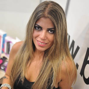 Conhecida como Bruna Surfistinha, Raquel Pacheco lançou recentemente uma loja virtual de produtos eróticos - Reinaldo Canato/UOL