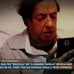 Marcos Oliveira, o Beiçola - Reprodução/TV Record
