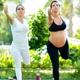 Grávidas devem fazer exercícios ao ar livre, mas prática exige cuidados - Divulgação