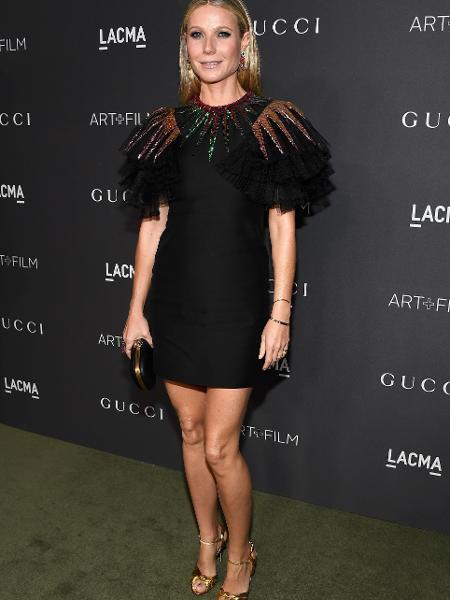 Gwyneth Paltrow Lacma - Getty Images