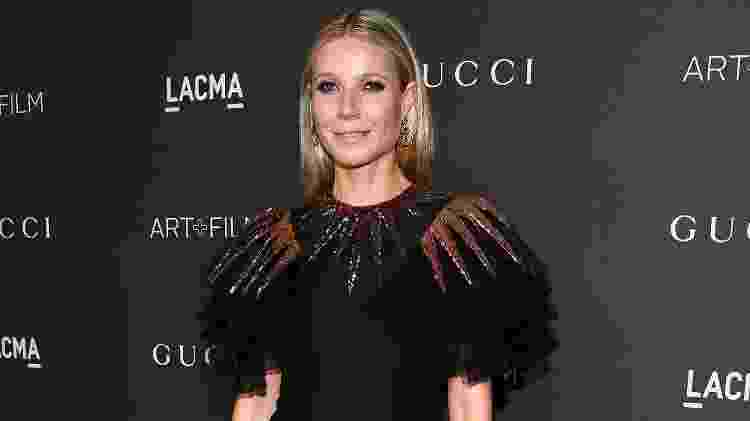 Gwyneth Paltrow Lacma - Getty Images - Getty Images