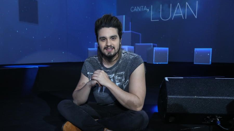 """Luan Santana estreia no comando do programa """"Canta, Luan"""", no Multishow  - Roberto Filho/Brazil News"""