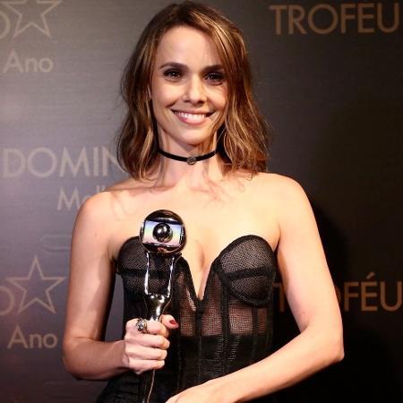 Débora Falabella gravará nova série da Globo em Manaus  - Manuela Scarpa/Brazil News