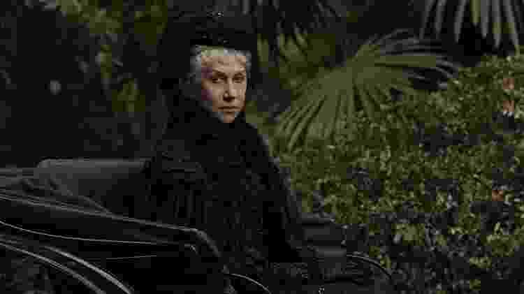 """Helen Mirren em cena de """"A Maldição da Casa Winchester"""" - Divulgação - Divulgação"""