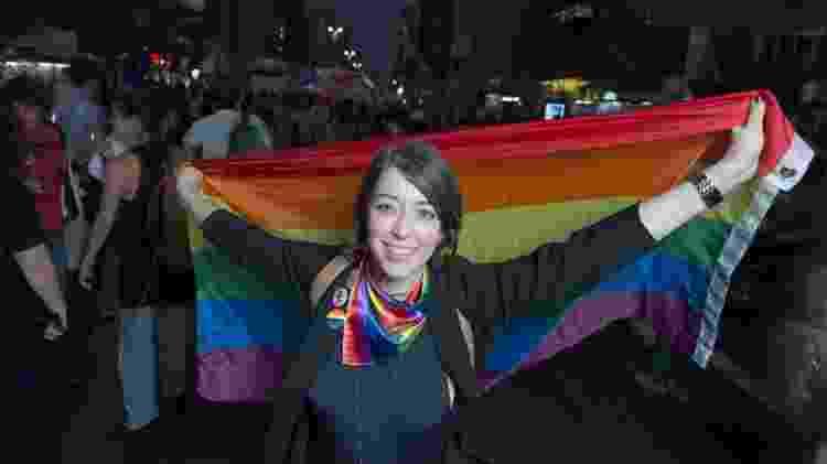 Marina Ganzarolli, 32, advogada  - Gabriela Dibella/ UOL - Gabriela Dibella/ UOL